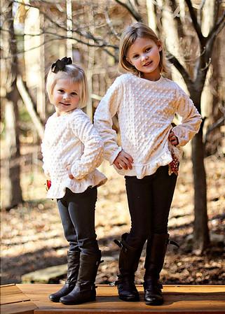 Maggie & Claire 122212