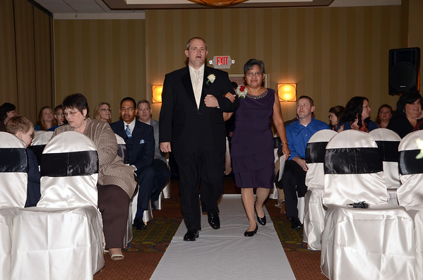 Maggie and William - Wedding