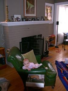 Before we had furniture