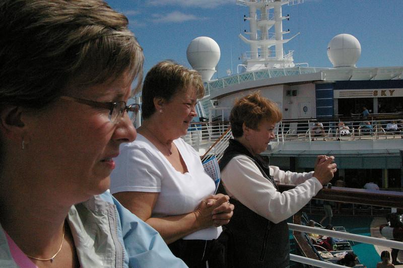 Alaska Cruise 2006 Moose Race
