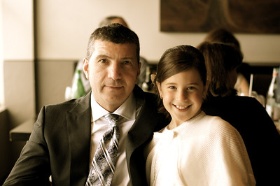 Maia's 1st Communion - May 15, 2011