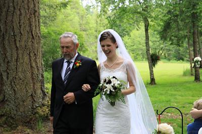 Maier-Palmer Wedding & Sims Baby Shower