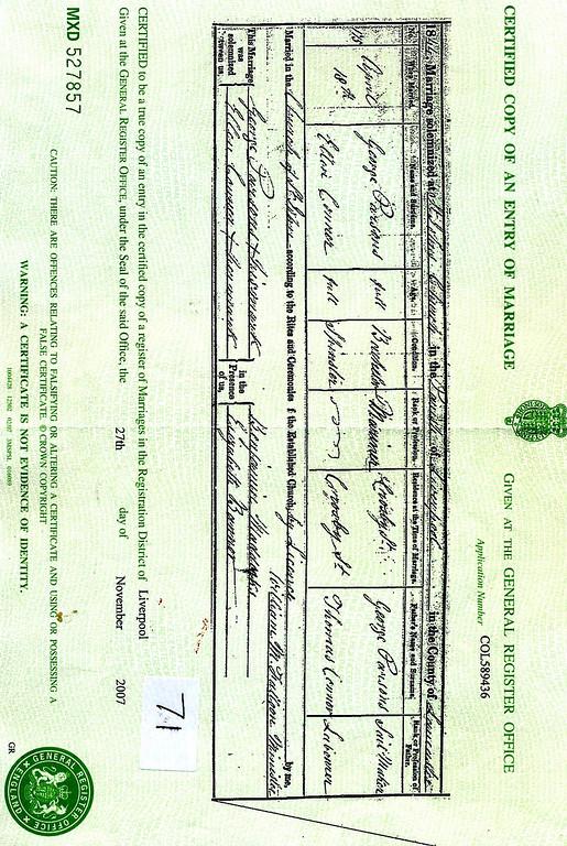 Main Book- Certificates