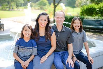 Majewski Family Fall 2017