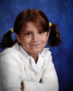 Makayla Evans 2008-09 School pics
