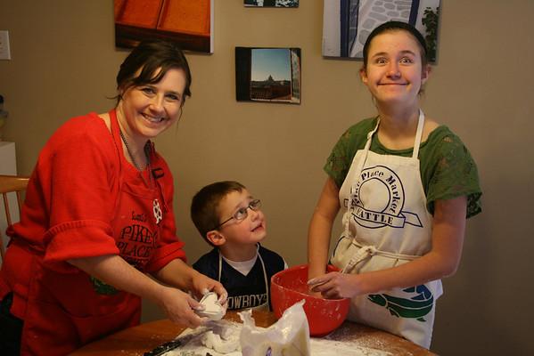 Making Marshmallows - December 2013