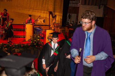 Malcolm's Graduation