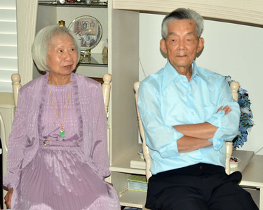 Mama's 80th BD 2012