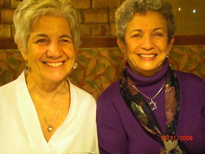 Mami's Birthday and Titi Evie's visit Oct 31, 2008