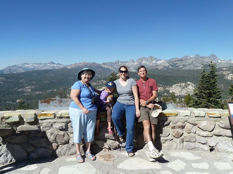 Sierra overlook