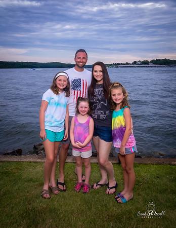 Mandy's family