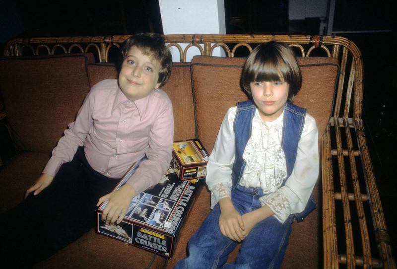 Jesse and Jackie