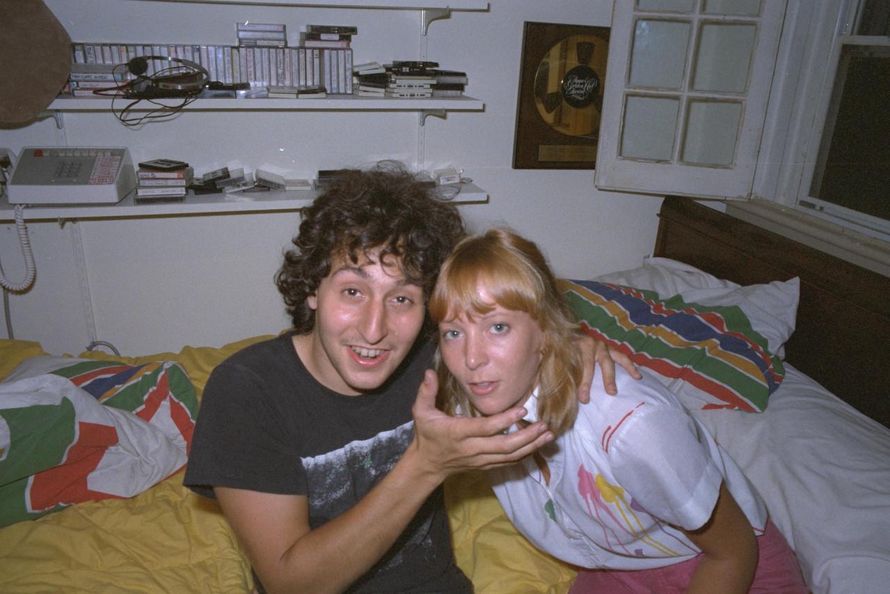 Shep and Susan at Manitou House