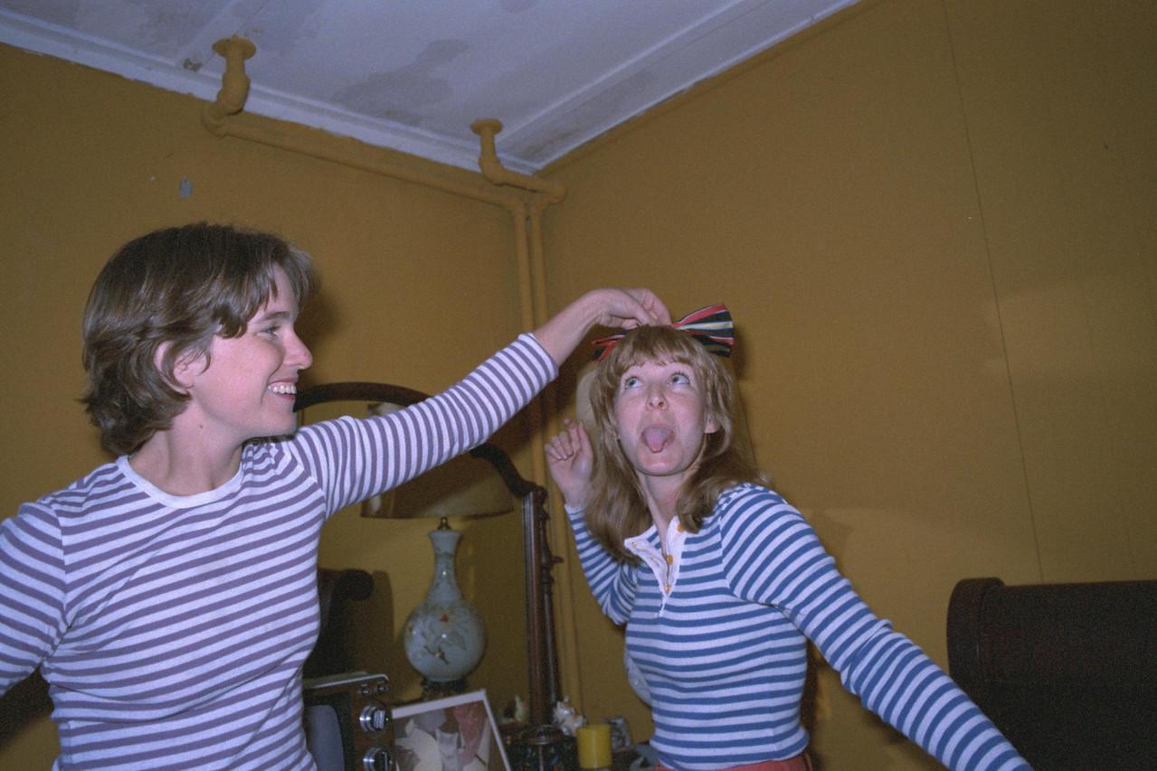 Barb and Susan