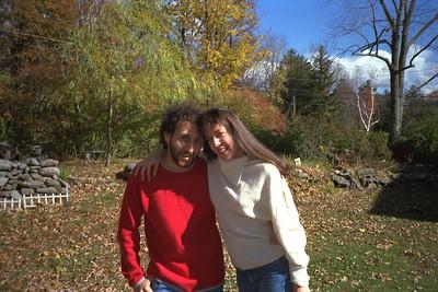 Shep and Kari (Fall 1988)