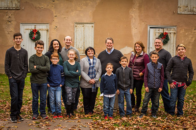 Manning Family Fall