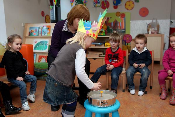 Manon 4 jaar Peuterspeelzaal