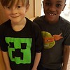 Mason and Damare, 2nd grade<br /> Mason is really going to miss him when they move away.  :(