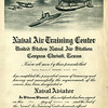 Fran's 1944 Naval Aviation diploma
