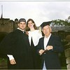 Jeff, Nicki and Fran at Jeff's graduation from Cornell in 1995