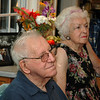 Fran's 90th birthday party -- with Ruth