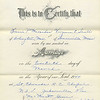 1944 Marriage certificate