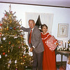 Gail home for Christmas in 1991 (Gail died in 1992).