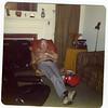 Fran napping c1977