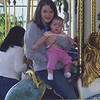 First ride on a carousel