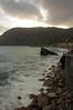 Monterosso al Mare coastline