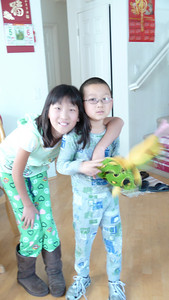March 5, 2010 PJ day