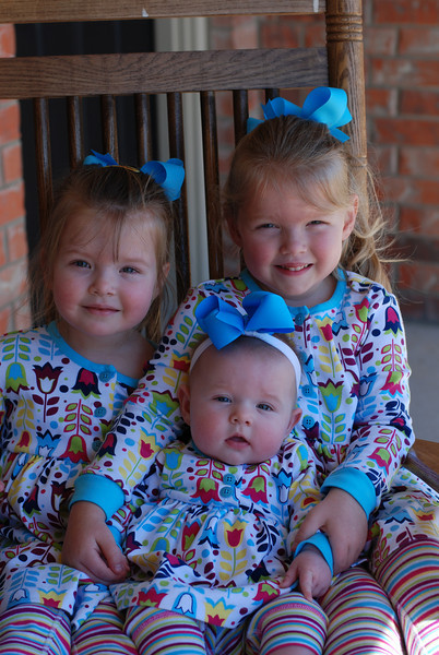 Three of my greatest blessings!