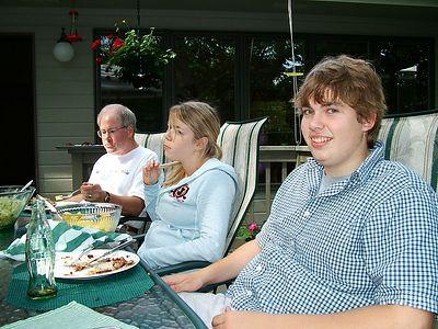Gary, Julie and Ken