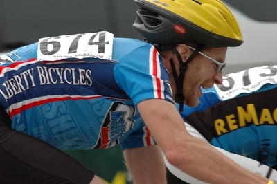 Marc's Bike Race Greenville, SC
