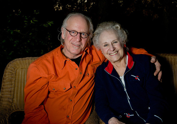 Marcy and Jerry Mandelstam 2013