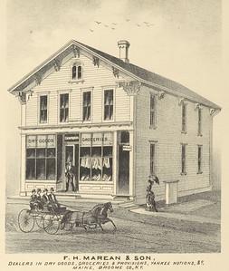 FH Marean Store - Maine, NY