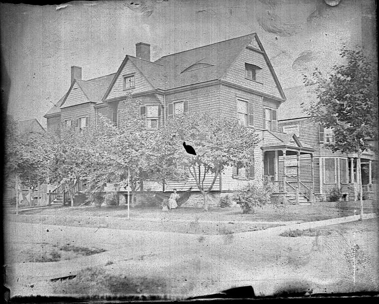 Home of Henry Marean, 17 Murray Street, Binghamton, NY