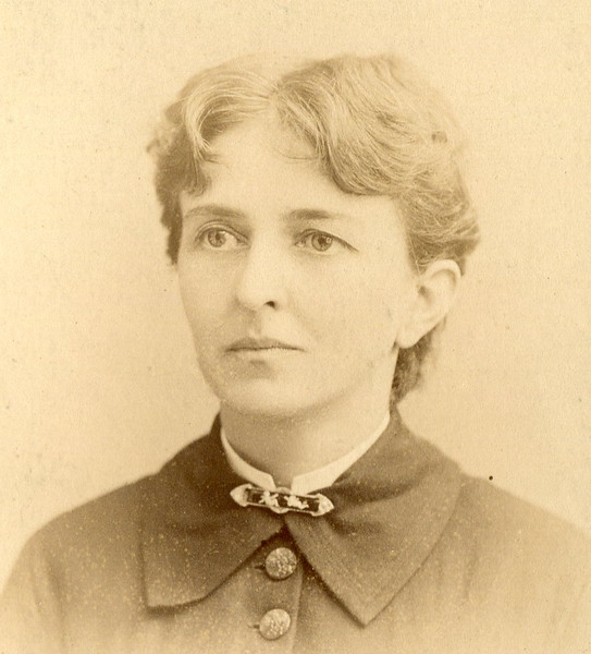 Maria Bronk was the second wife of Henry Marean. His first wife (Delilah Ketchum Marean) died in 1865 shortly after child birth.
