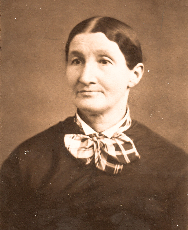 Susan Panter Bierer, Wife of John Bierer, and mother of Ralph W Bierer