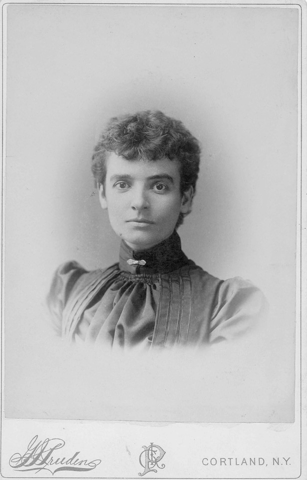 Mary Louise Roberts - faculty, Primary, Cortland Normal School, 1891.