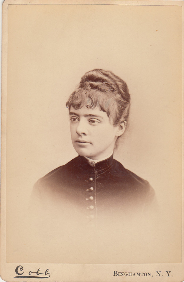 Fanny Roberts - sister of Charlotte Roberts Treadwell and Mary Louise Roberts Eastman