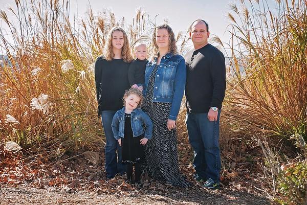 Maren Garner Family 2017