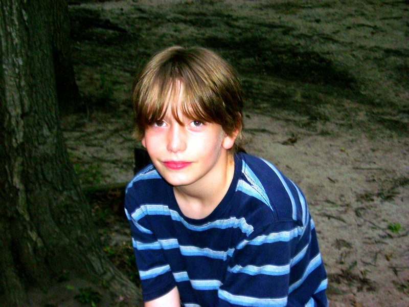 Jesse Michael Wright Age 10 (Margaret's middle son)
