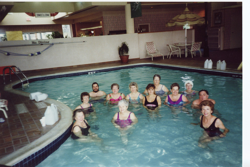Holiday Inn St.Catharines, 1991