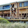 Marge's Beach House....the rear of the house is open ended!