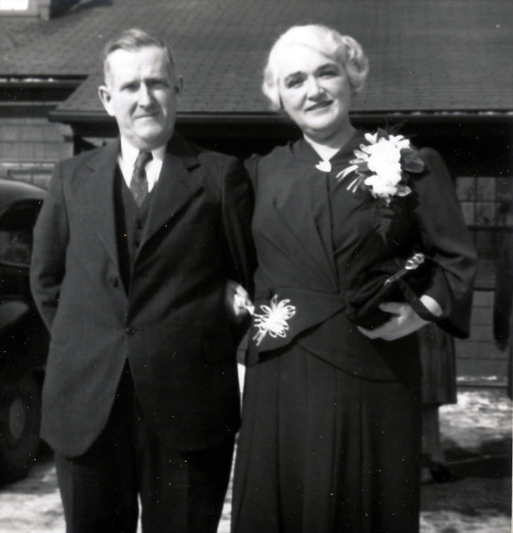 Mr and Mrs Charles Lyden