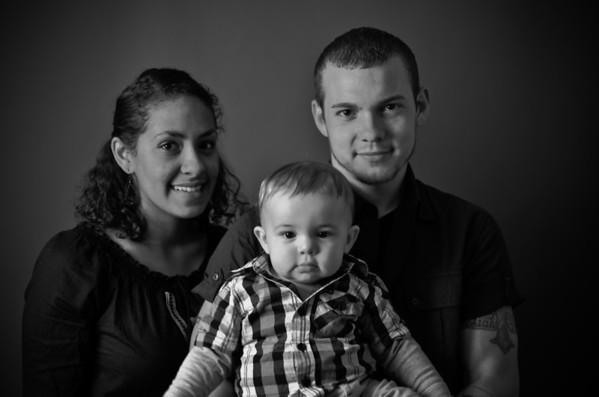 Mariam & Johns family photos