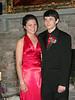 Marian Prom 2008 Bridget & Keith