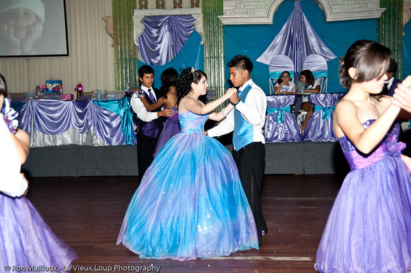 Mariana's Quince Party