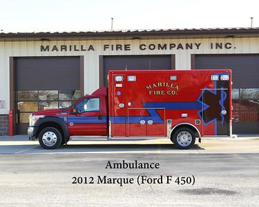 ambulance 2012